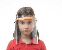 MEB'den çocuklara özel maske