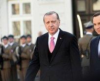 Erdoğan Türkiye ve Polonyanın hedefini açıkladı