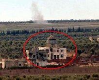 PKK Afrin'de bunu da yaptı!
