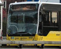 Metrobüste feci kaza: 1 ölü