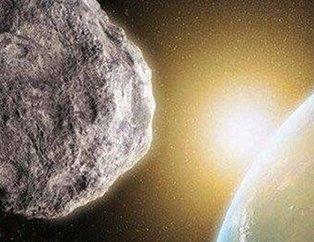 'Bennu' 101 bin kilometre hızla Dünya'ya yaklaşıyor! NASA nükleer silahla vuracak