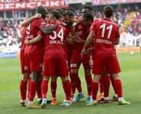 Sivasspor yükselişine devam ediyor!