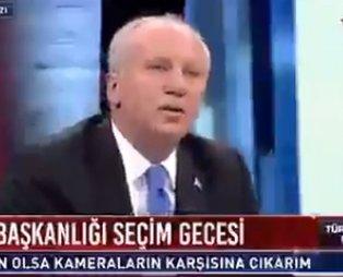 Muharrem İnce'den Başkan Erdoğan'a methiyeler!