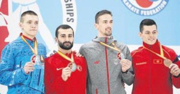 Milliler karatede 9 madalya kazandı