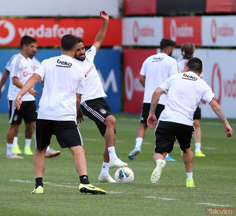 Beşiktaş'tan transfer atağı! 3 bomba birden patlayacak