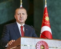 Başkan Erdoğan dönemin Ertuğrul'udur