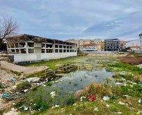 CHP'li başkan milyonluk projeleri kaderine terk etti
