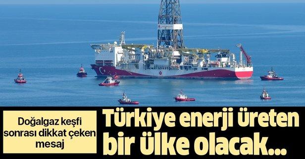 Türkiye enerji üreten bir ülke olacak