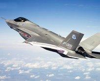 F-35lerin teslimatı ile ilgili flaş gelişme