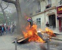 Irak ve Fransa sokakları arasında fark yok!
