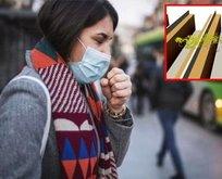 Bildiğiniz her şeyi unutun! Koronavirüs hava yoluyla işte böyle bulaşıyor! 2 metrelik sosyal mesafe...