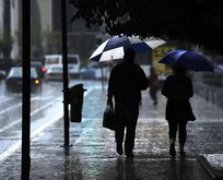 Meteoroloji'den kritik uyarı! O illerde yaşayanlar dikkat!