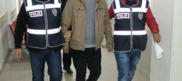 Mısırlı zanlı gözaltında