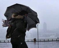 Meteorolojiden kuvvetli rüzgar ve zirai don uyarısı!