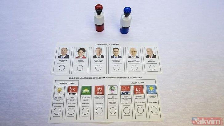 Oy kullanırken nelere dikkat etmek gerekir? İşte 24 Haziran 2018 seçimleri oy kullanma rehberi
