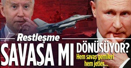 ABD-Rusya restleşmesi savaşa mı dönüşüyor?
