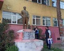 Atatürk büstlerine saldıran DEAŞ'lının korkunç planı