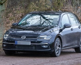 İşte 2020 model Volkswagen Golf (Mk8)...