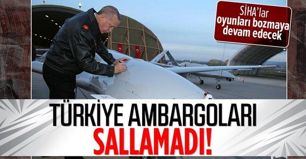 Bayraktar'dan ambargo haberlerine ilişkin açıklama