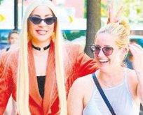 Lady Gaga'ladı