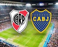 River Plate - Boca Juniors maçı hangi kanalda?