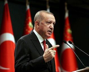 Başkan Erdoğan'dan önemli açılış...