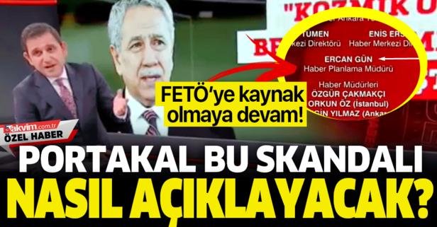 Fatih Portakal bu skandalı nasıl açıklayacak?