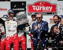 Türkiye Rallisinde zafer Tanakın!