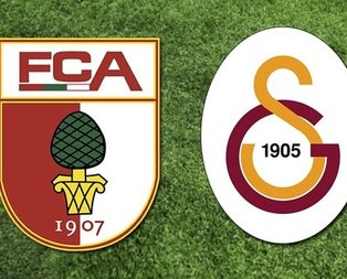 Galatasaray Augsburg maçı ne zaman?