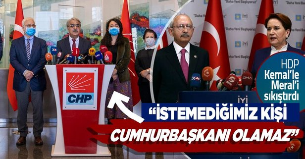 HDP'li Ferhat Encü'den rest