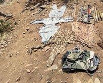 1 PKK'lı terörist daha eksildi