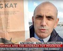Yunanistan'da Milli Muharip Uçak korkusu!