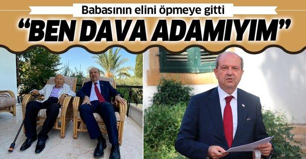 Ersin Tatar, resmen KKTC Cumhurbaşkanı