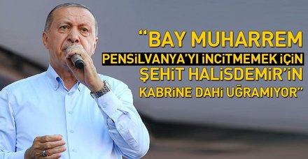 Cumhurbaşkanı Erdoğan Adana mitinginde konuştu