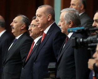 Başkan Erdoğan TBMM'de