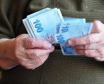 Milyonlarca emekliye 355 TL İntibak