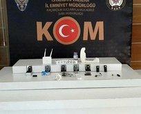 "İstanbul'da ""casus kamera"" operasyonu"