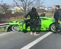 Milyonluk drift kazası!