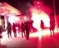 KKTC'den Rum faşistlerin provokasyonun sert tepki