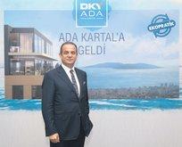 DKY 'Ada'yı Kartal'a getirdi