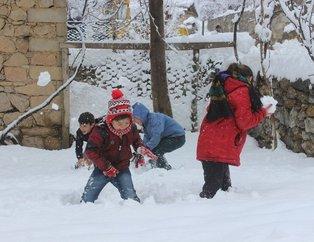 16 Ocak okullar tatil mi? Bugün hangi illerde okullar tatil edildi? İşte tatil olan iller