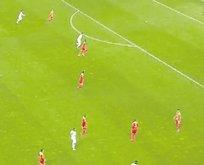 Fernandao golü attı ortalık karıştı