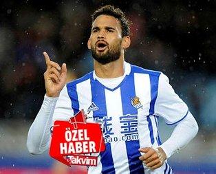 Trabzonspor'da forvete Jose! İş imzaya kaldı