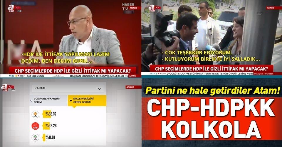 CHP-HDPKK kolkola!