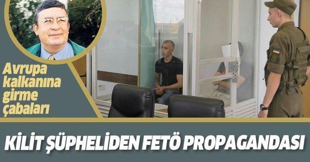 Hablemitoğlu'nun katil zanlısından FETÖ propagandası