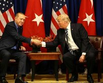 Erdoğan-Trump görüşmesine ilişkin flaş açıklama