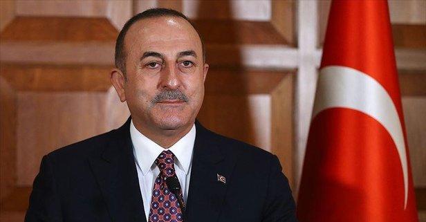 Bakan Çavuşoğlu, İspanyol mevkidaşı ile görüştü