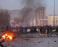 Afganistanda büyük patlama! Onlarca ölü var