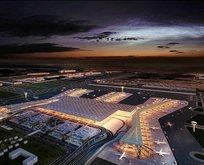 İstanbul'daki yeni havalimanına bir ilk daha