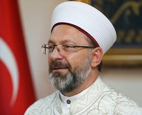 İşte Prof. Dr. Ali Erbaş'ın son durumu! İlk kez konuştu